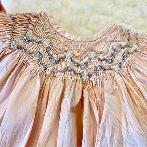 Luli me silk organza dress 3M